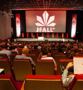 J-Fall speaker mentoring program